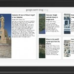 Google Earth Blog now available on Google Currents