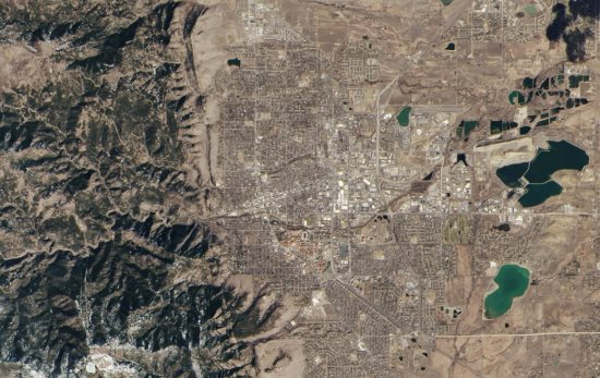 first images from landsat 8 begin to roll in google