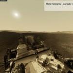 360 Panorama from Mars