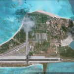 Midway Atoll in Google Earth