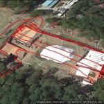 Animating GPS tracks in Google Earth