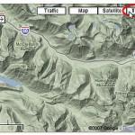 New Terrain Mode for Google Maps