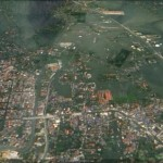 Fresh imagery from the flooding in Thailand
