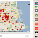 Google Earth A to Z: Earthquakes