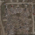 Imagery from the Moore, Oklahoma tornado now in Google Earth