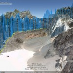 Tracking environmental variables in Google Earth with Valarm