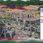 View Honolulu housing prices in Google Earth