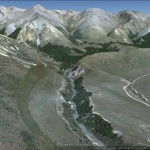 New Google Earth Imagery – July 8, 2013