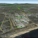 The Google Earth Flight Simulator