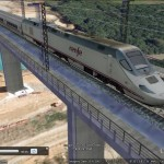 A detailed reconstruction of the July 2013 train accident in Spain