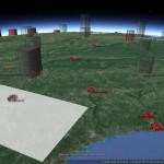 "Checking back in with the ""Google Earth War"" game"