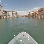 Google Street View imagery released in Venice