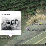 Bonnie & Clyde in Google Earth