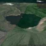 An island on the world's largest lake on an island in a lake on an island