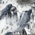 Awesome Google Earth image of Mount Everest from NASA