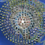 Genealogy through Google Earth