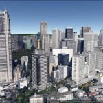 New 3D imagery in Tokyo and other Japanese cities