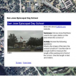 Take a virtual field trip with Google Earth