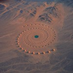 "The 17-year-old ""Desert Breath"" in Google Earth"