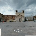 Exploring L'Aquila five years later
