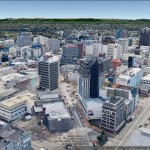 Christchurch, New Zealand now features 3D Imagery