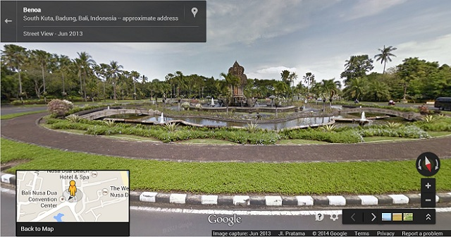 Street View Indonesia