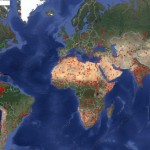 New Google Earth Imagery – August 13th and 26th, 2014