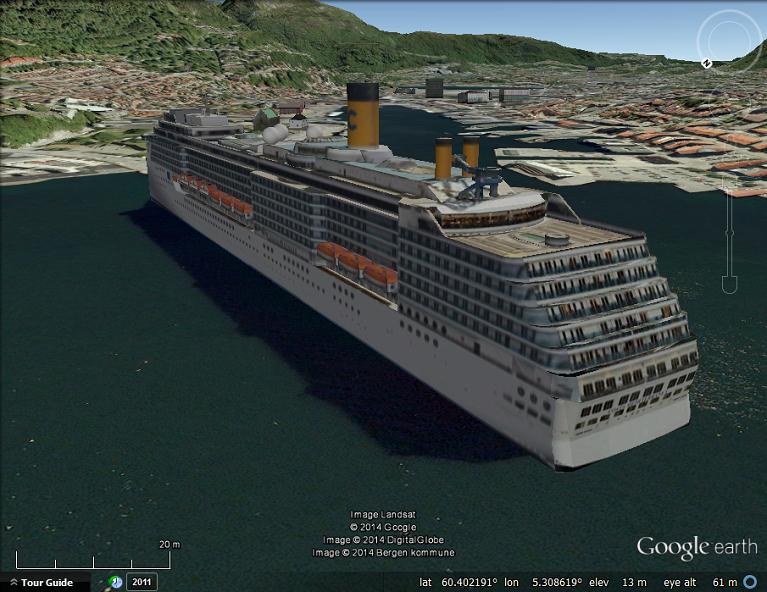 3D Updates In Google Earth  Google Earth Blog
