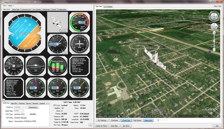 Google Earth Drone Control Google Earth Blog - Drone maps google