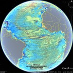 Exploring Ocean Tectonics from Space