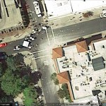 The Napa earthquake in satellite imagery