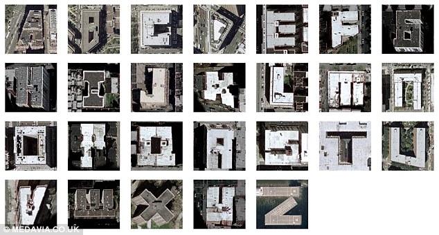 Satellite font