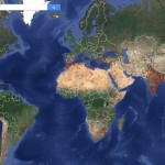 New Google Earth Imagery – November 3rd, 2014