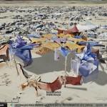 Burning Man goes 3D