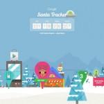 Santa Tracker count downs begin