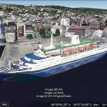 Google Earth 3D imagery progress