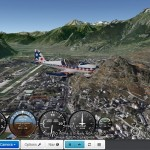 Google Earth plugin showcase: GEFS Online