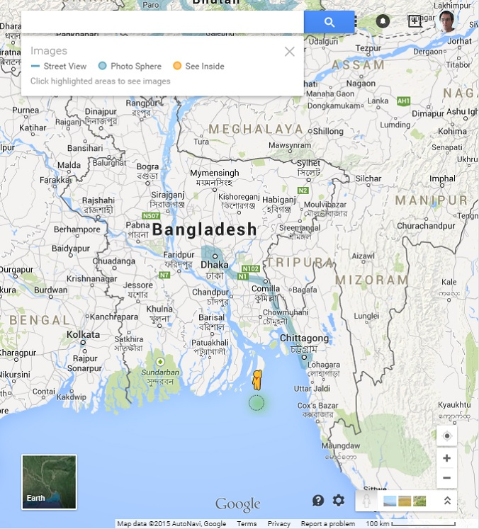 Bangladesh Street View coverage