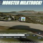 Monster Milktruck ported to Cesium