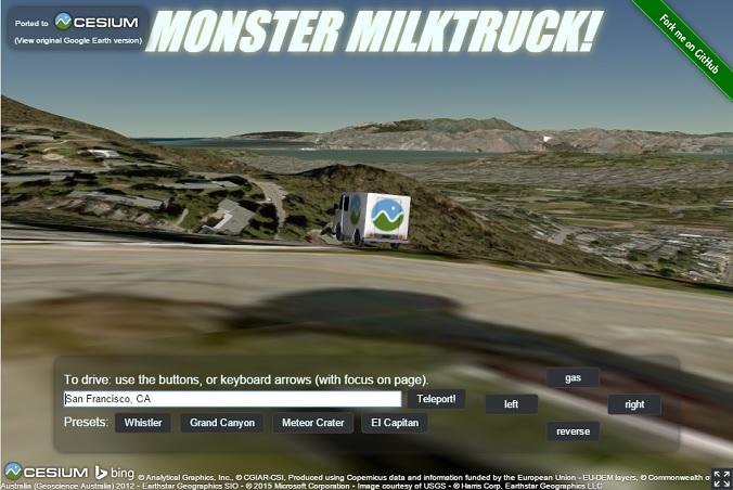Monster Milktruck