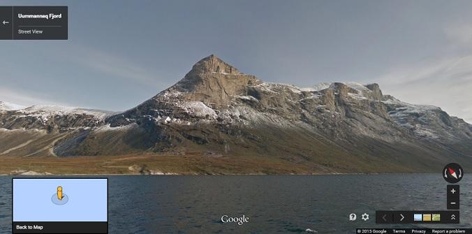 Uummannaq Fjord
