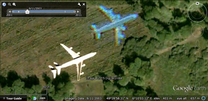 Google maps took the same plane's picture five times ... on sketchup airplane, google satellite live camera, google earth airplane, apple maps airplane, facebook airplane, google airplane simulator, mapquest by airplane,