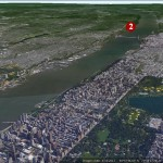 View distance of 3D in Google Earth