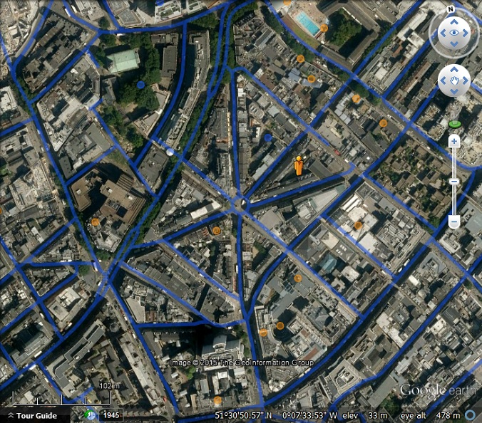 Google Views and Business View not working in Google Earth – Maps Google Earth Street View