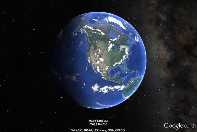 Google Earth 2015