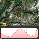 The Tour de France 2015 in Google Earth