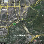 Chinese street maps out of alignment in Google Earth and Google Maps