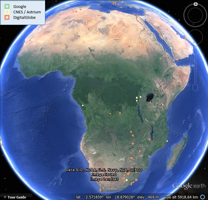 Google earth регистрация