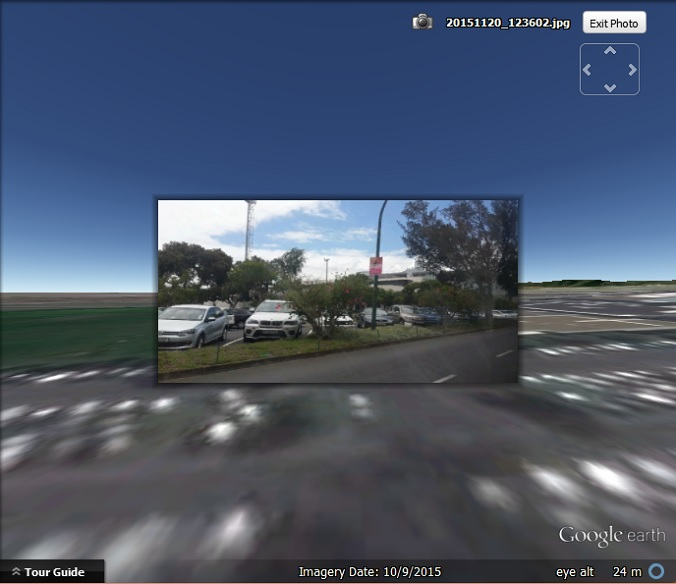 Importing geotagged photos into Google Earth - Google ...