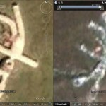 Happy Holidays with Toys in Google Earth